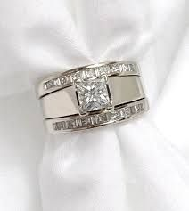thick band engagement ring ring - Google Search