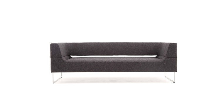 Hal sofa designed by Norway Says for LK Hjelle