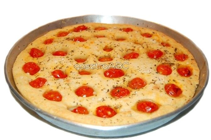 Burgonyás pizza | Receptek | gasztroABC
