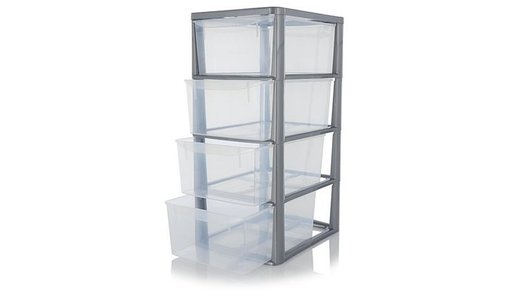 Buy ASDA 4 Drawer Storage Unit from our Storage range today from George at ASDA.