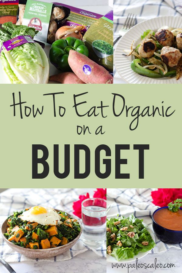 How To Eat Organic On A Budget Benefits Of Organic Food Organic Recipes Healthy Eating Plate