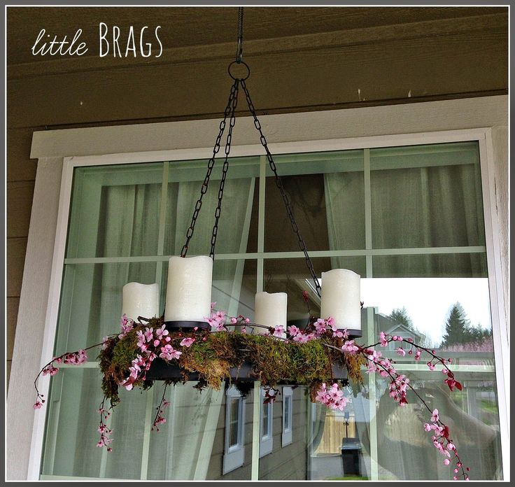 Outdoor Spring Decor: 1000+ Images About Spring Porch Decorating Ideas On
