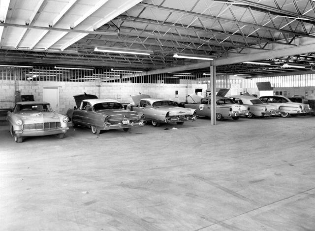 1957 Lincoln Mercury Dealership Service Center Ford Lincoln Mercury Lincoln Mercury Dealership