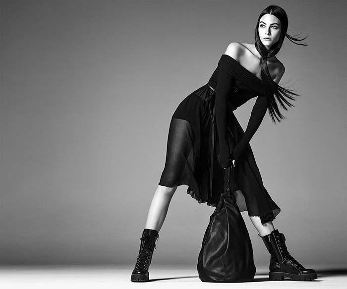 Zara Releases Spring/Summer 2017 Campaign Shot by Steven Meisel