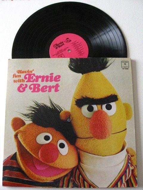 Havin' Fun With Ernie & Bert 1972 - One of my favorite songs  - la la la la lemon - the L song