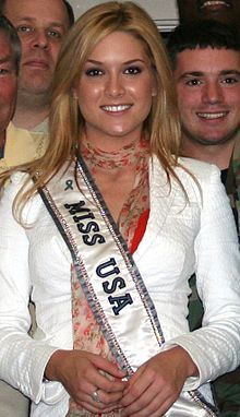 Tara Conner -- Full Name: Tara Elizabeth Conner (born December 18, 1985) is an American beauty queen and model, who was Miss USA 2006. Raised in Russell Springs, KY