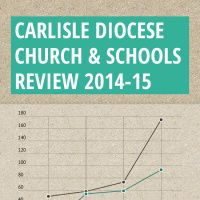 Infographic:  Carlisle Diocese Church & Schools Annual Review 2014-15