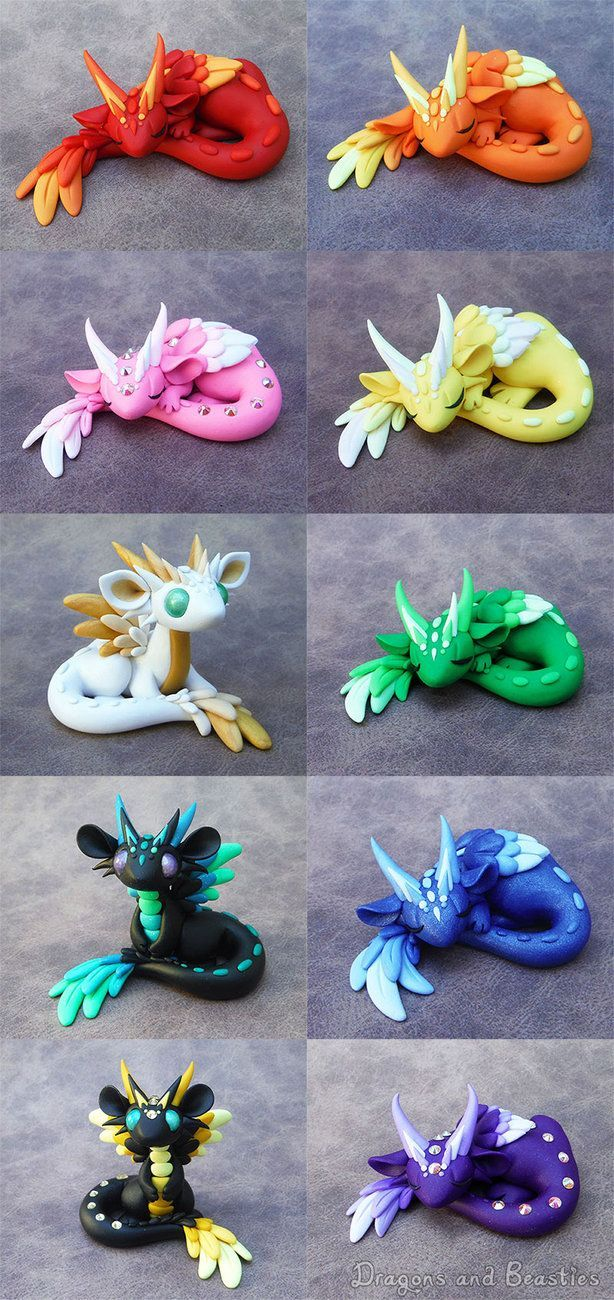 Recently noticed some fan art of 'Dragon and Beasties' being posted on this board. Here's some original art by the artist, fantastic sculptures. DragonsAndBeasties on DeviantArt