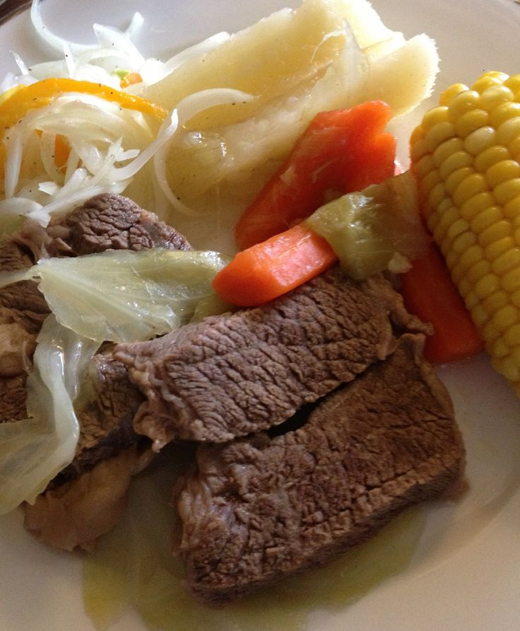 Receta de Sancochado, sopa de res, meat soup, caldo, vegetales I Lorentix - YouTube
