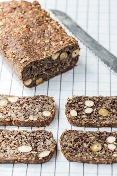 Thermomix Seed Bread