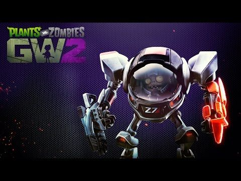 Plants Vs Zombies Garden Warfare 2 Grass Effect Z7 Mech Gameplay Reveal Trailer With Release