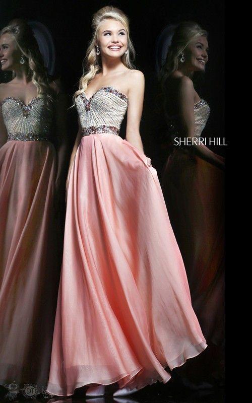 Mejores 107 imágenes de Sherri Hill Prom Dresses For Cheap en ...