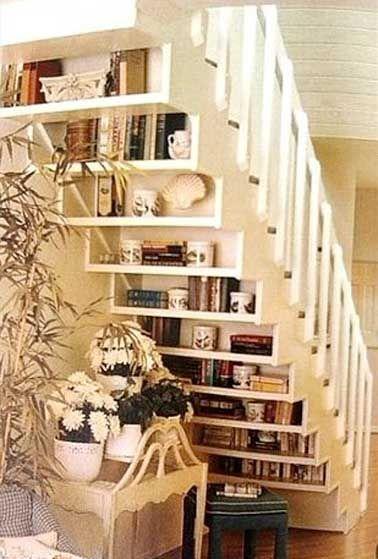 amnagement bureau sous escalier amazing coins sympas pour s am nager un bureau elle d coration. Black Bedroom Furniture Sets. Home Design Ideas