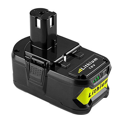 Powilling 18V 5,0Ah Packs de batterie: Price:40.99Type de batterie: Lithium-ion | Capacité: 5,0Ah | Tension: 18V 4 LED – 25% ciascuno,…