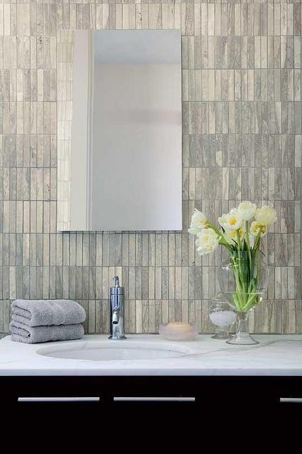 moda mosaic siena silver travertine by walker zanger
