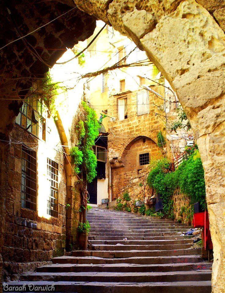 Old city, tripoli Lebanon