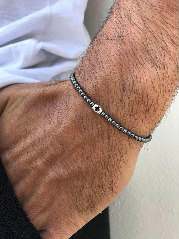 Pin on Men's Bracelets