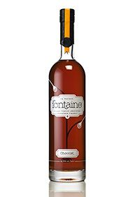 La Maison Fontaine Absinthe Chocolat Liqueur///A combination of Pontarlier-grown Grande Absinthe and the finest chocolate infusion. Unique and worth a try!   Read the whole description      Alcohol Content : 25°     Production Method : Distillation     Country of Origin : France     Distillery : Emile Pernot