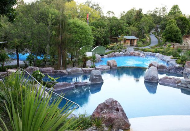 Up to 66% Off Admission – Options for Adult Thermal Pool Entry & Adult, Child or Family Wairakei Terraces Walkway Entry (value up to $54)
