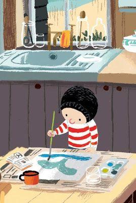 The Storm Whale - Benji Davies: