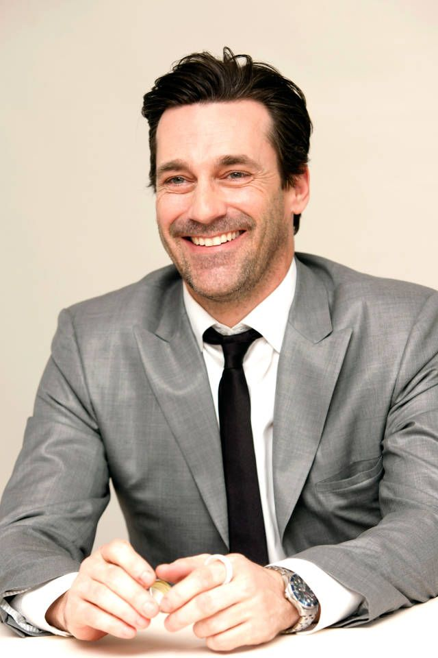 Jon Hamm made the ultimate list of hottest men in history, see who else made the cut here.