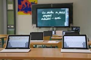 Samsung präsentiert Klassenzimmer der Zukunft: myBoard.de - Das Portal für interaktive Whiteboards und Medien