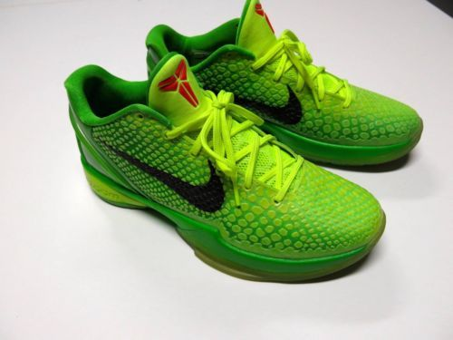 Kobe 6 Grinch Christmas. HOLY GRAILS