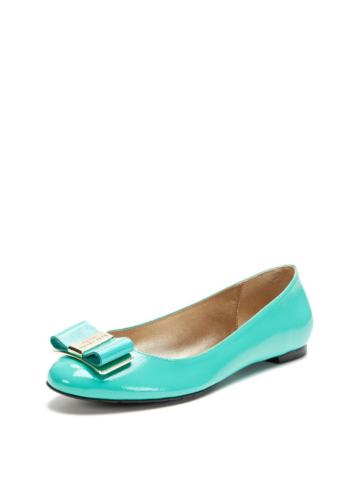 Trophy Bow Ballet Flat by kate spade new york shoes at Gilt