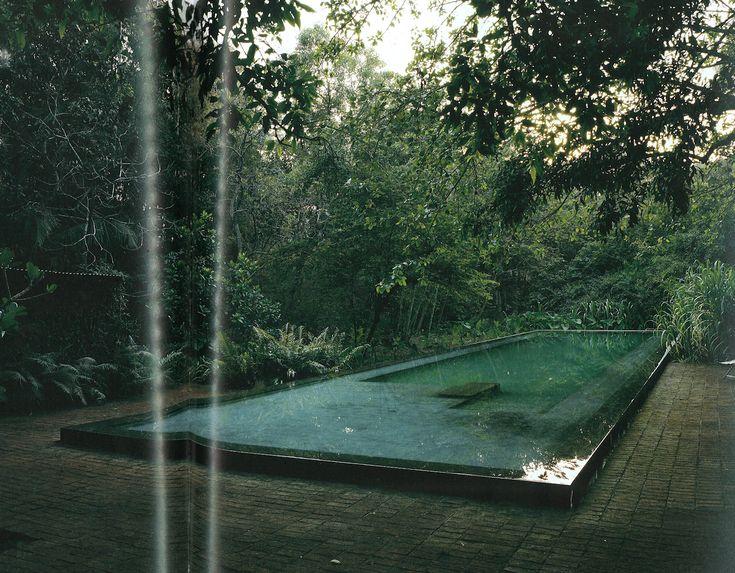 Studio Mumbai Swimming Pool