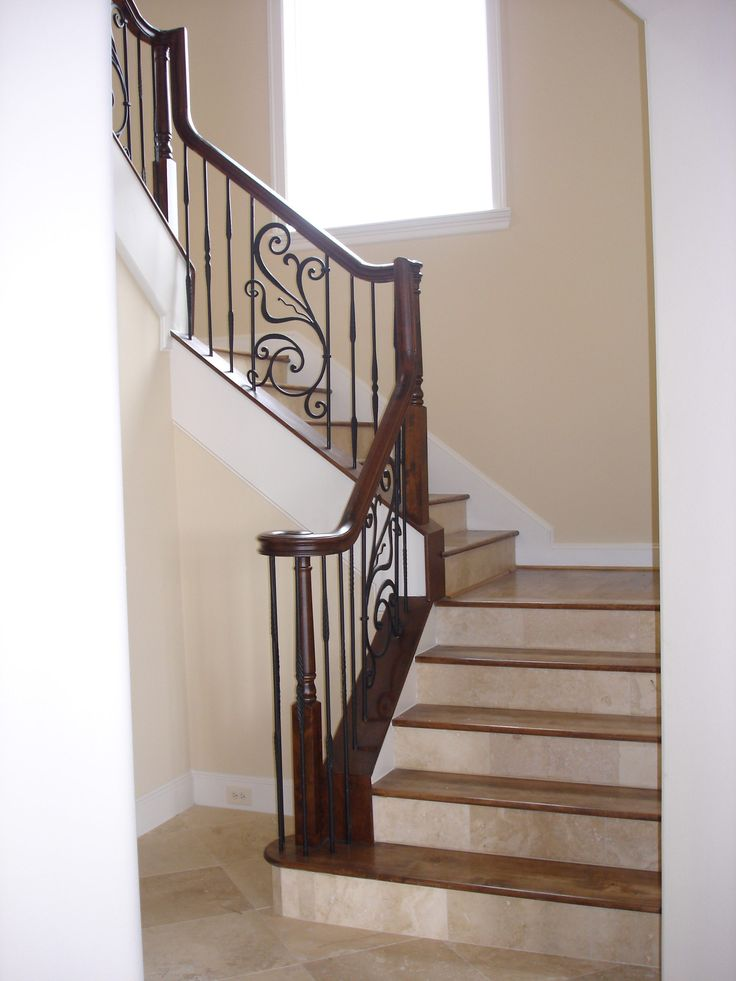 59 Best Wrought Iron Panels For Stairs Images On Pinterest