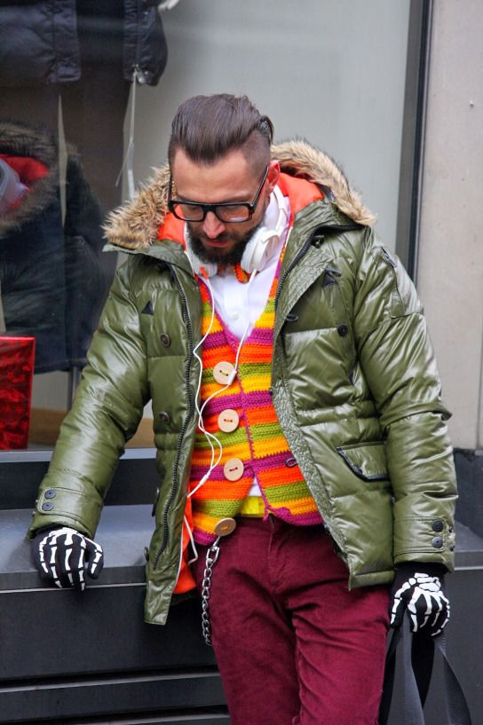 Kamizelka dla blogera Maciek Fashion