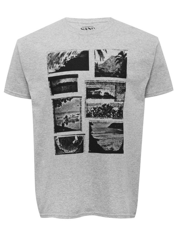 Elements graphic t-shirt