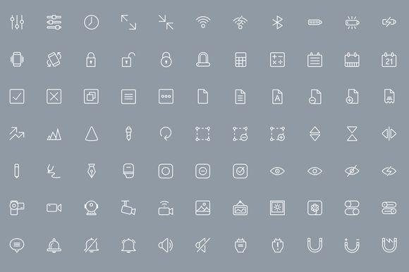 Check out Best Icon Sets by iwatapp on Creative Market