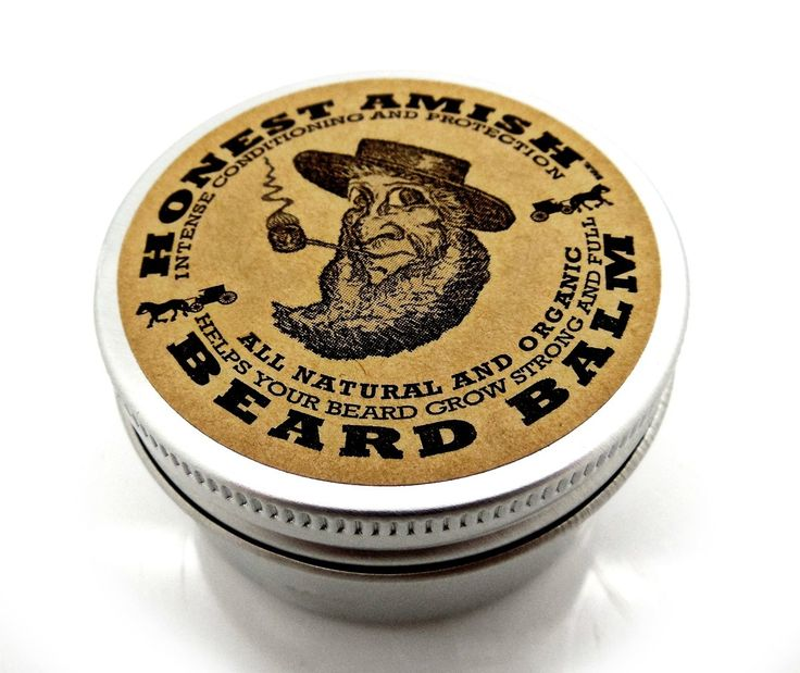 Best beard balm I've ever used!!