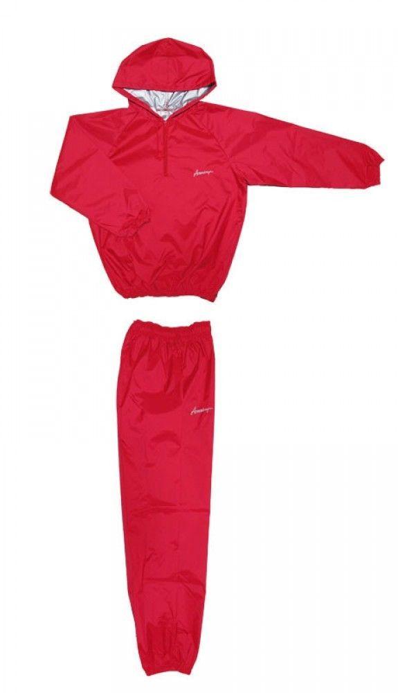 americaya original Sauna suit Short sleeve fighter specifications Black × Gold