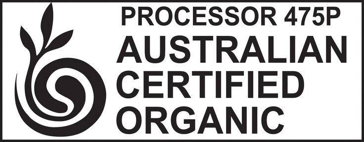 Third party certification.