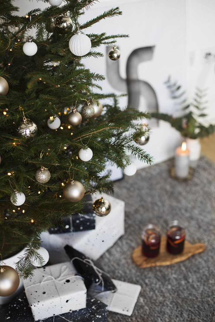 My Christmas Style | festive decor for the home | scandi styling