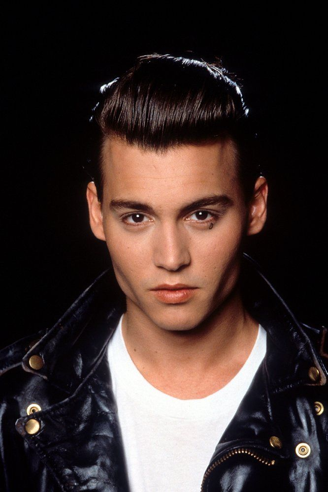 Johnny Depp, Cry-Baby, 1990