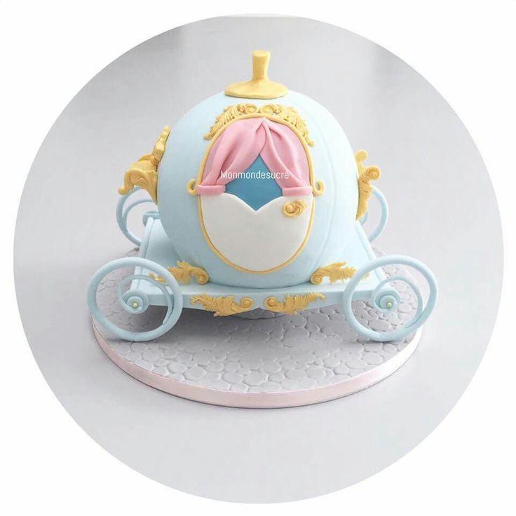 Торт карета картинки