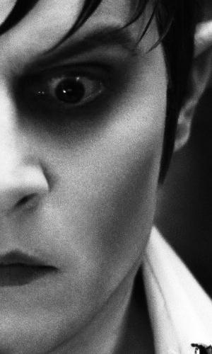 Johnny Depp in 'Dark Shadows', 2012. S)