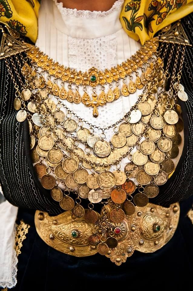 TRADITIONAL COSTUMES-AVLONAS ATTICA-traditional handmade jewelry made my Yannis Tsalapatis. all rights reserved