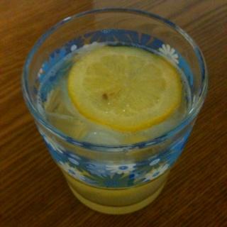 홈메이드 레몬꿀절임으로 레모네이드!
