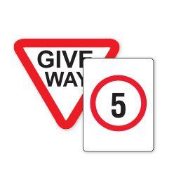 Traffic Signs - Sitecraft