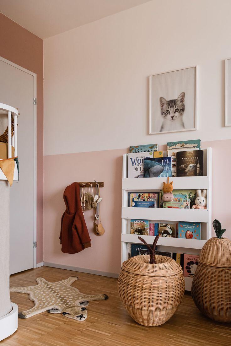Unser Mädchenzimmer und wie es sich über die Jahre veränderte