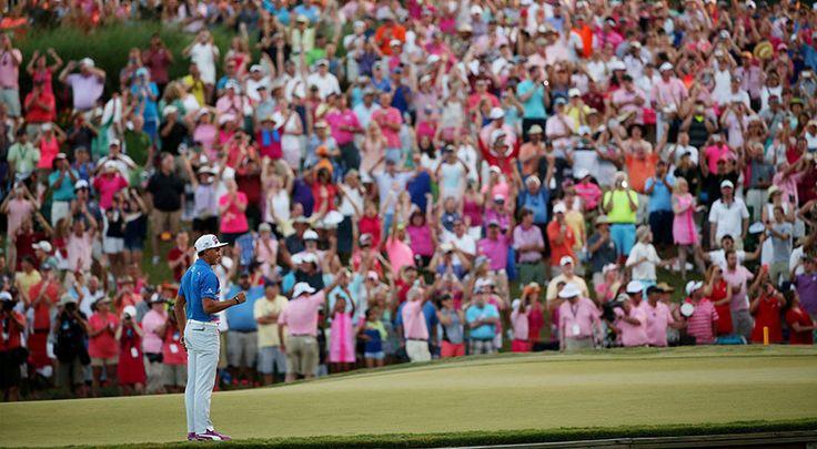 PGA TOUR releases schedule for 2015-16 season