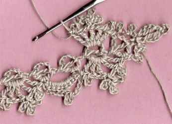 Cheri's Filigree Bookmark