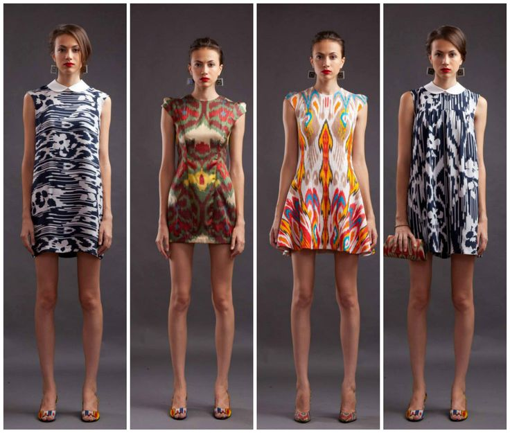 Zulfiya Sulton (Summer 2013 Collection)