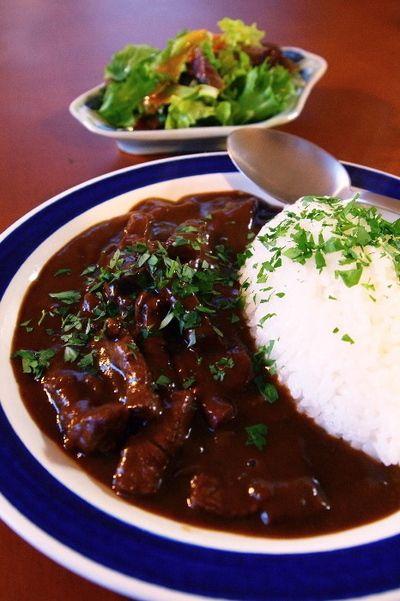 ステーキ肉でハヤシライス by ヤスナリオさん | レシピブログ - 料理 ...