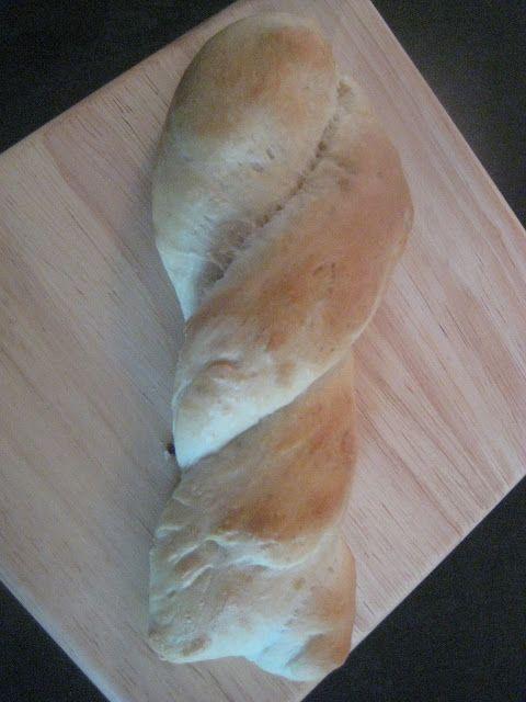 Tahitian Milk Coconut Bread