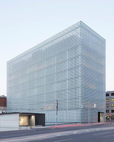 RMIT Design Hub, Melbourne, 2012 - Sean Godsell Architects